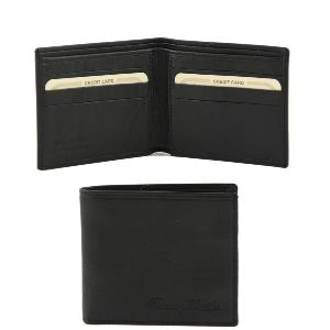 Leather Wallet for Men Arturo - Tuscany Leather -