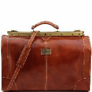 Gladstone Leather Bag Large Size uk - Tuscany Leather -