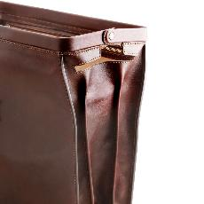 Malette Medicale Cuir Marron - Tuscany Leather -