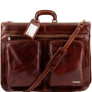 Garment Leather Bag uk  - Tuscany Leather -