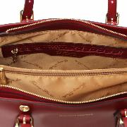 Leather Handbag for Women - Tuscany Leather -