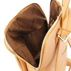 Soft Leather Backpack for Women - Tuscany Leather -