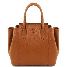 Soft Leather Handbag for Women - Tuscany Leather -