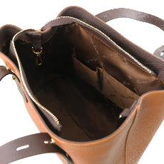 Leather Shopping Bag for Women - Tuscany Leather -