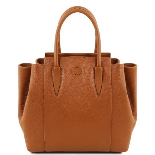 edd15af266f4 Soft Leather Handbag for Women - Tuscany Leather -