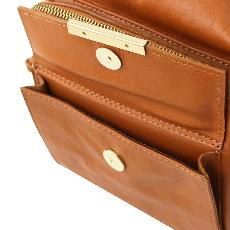 Leather Convertible Bag For Women-Tuscany Leather -