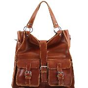 Shoulder Bag For Women - Tuscany Leather -
