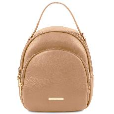 Leather Backpack for Women - Tuscany Leather -